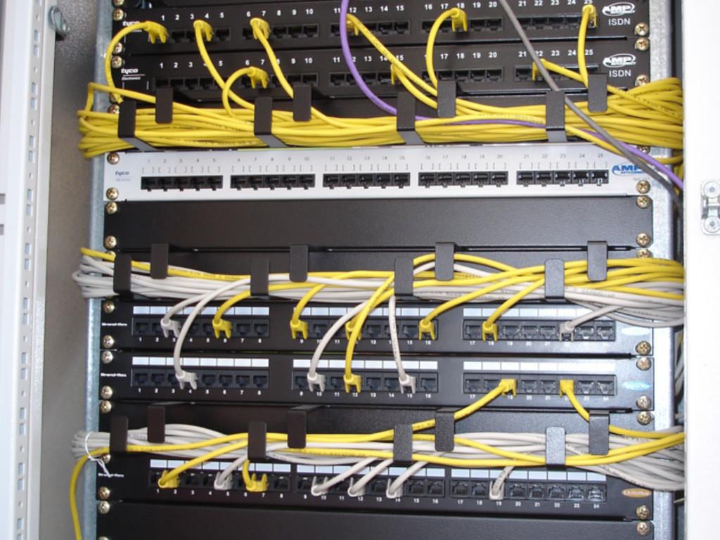 Rete/dati e fibra ottica